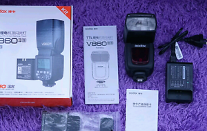 godox v860 mark ii  comes with everything shown in photos. Ryde Ryde Area Preview