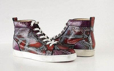Christian Louboutin Men's Sneaker Rantus Orlato Flat Deco / Kid  43.5 / 10.5