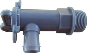 Water Tank Drain Tap 3/4