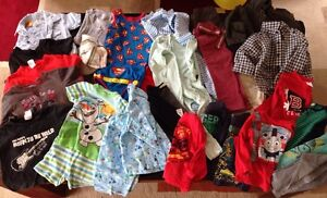 Size 1 boys clothes bundle Oakden Port Adelaide Area Preview