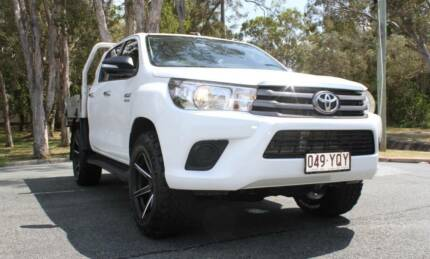 2015 Toyota Hilux Ute 2.8 4X4 TURBO DIESEL MANUAL Southport Gold Coast City Preview
