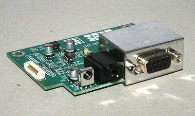 Vidikron Vision Model 10 DLP Projector VGA Interface Board CHT-5763 IO V3.2 NPB