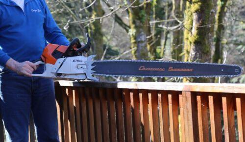 PILTZ Stihl MS661 CHAINSAW HOT SAW Full Chisel 36 inch