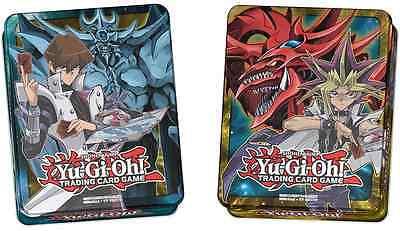 Yu-Gi-Oh Karten Mega Tin Boxen 2016: Yugi & Kaiba BEIDE TINS deutsch NEU & OVP