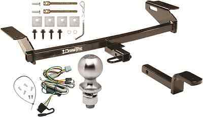 COMPLETE TRAILER HITCH PACKAGE W/ WIRING KIT FITS 1999-2005 PONTIAC MONTANA NEW