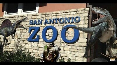 SAN ANTONIO TEXAS ZOO TICKETS ADMISSION PROMO DISCOUNT TOOL GREAT SAVINGS $14.00