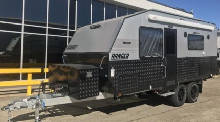Brand new Off Road Caravans Clearance.