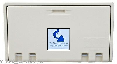 Baby Changing Station Private Labelallied Hand Dryer Cream Horiz Ahd100-00