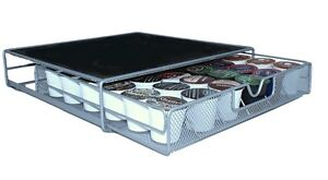 Keurig K-cup Storage Drawer Coffee Holder for 36 Kcup Pods by DecoBros