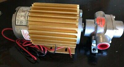 Hypro 4101xl-eh 12 Volt Dc Roller Pump