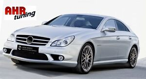 Mercedes Tuning München: CLS 350 W219 -  304 PS/375 Nm - a.W. vor Ort ...