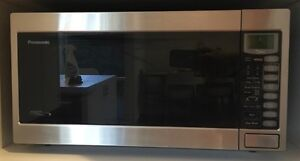 Panasonic Inverter Microwave 1200W Parkside Unley Area Preview