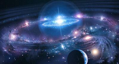 Cosmic Embrace