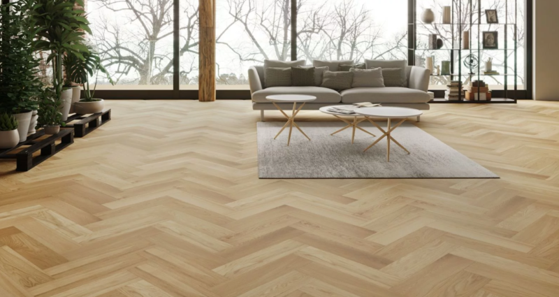 Engineered Parquetry Timber Flooring