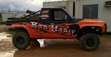 NISSAN PATROL with 350 CHEV, BUSH BASHER 4x4 ATV / MUD BUGGY. MAN TOY. Beveridge Mitchell Area Preview