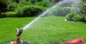 Lawn mowing and general property services