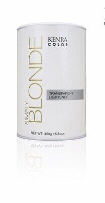 Kenra Color Simply Blonde Transparent Lightener Powder 448g
