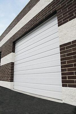 Duro Steel Amarr 2412 Series 12 X 12 Commercial Insulated Overhead Garage Door