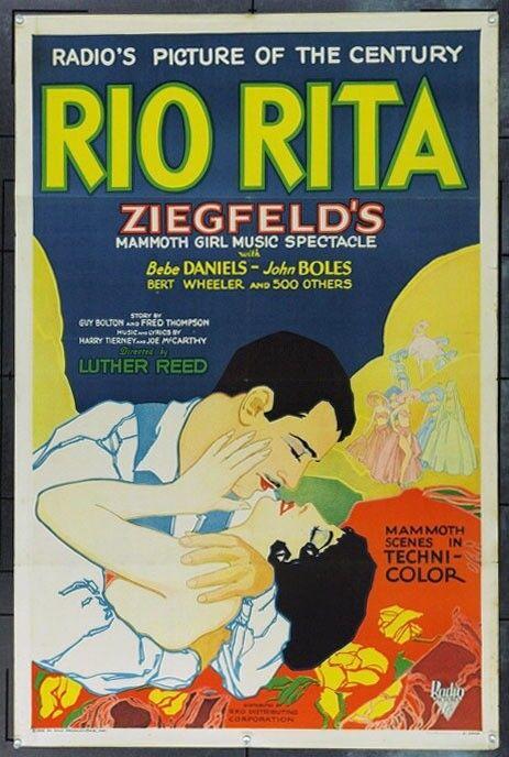 RIO RITA (1929) 6843