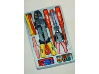 Brand new Rolson 20800 Electrical Repair Tool Kit