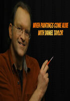 Learn to paint with Daniel Taylor