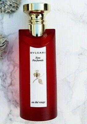 Rouge Eau De Cologne (Bvlgari Eau Parfumée au Thé Rouge Eau de Cologne Spray 150 ml, Unisexdüfte, Neu)