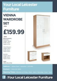Vienna Wardrobe Set