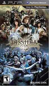 Final Fanstasy Dissidia 012
