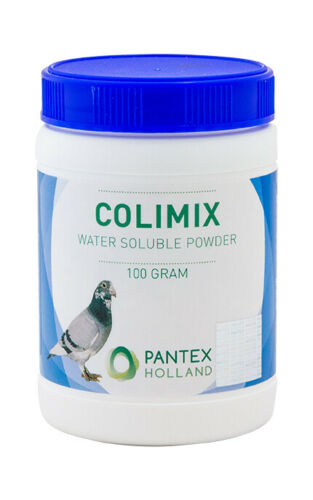Pigeon Product - Colimix 100gr - Colibacillosis and Adeno-coli - by Pantex
