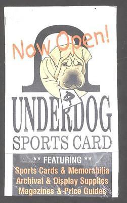 Underdog Sports Cards