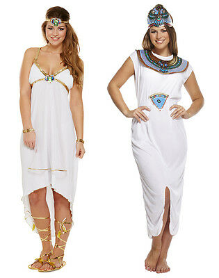Adult Ladies Cleopatra Egypt Princess Queen Of The Nile Fancy Dress Sexy - Egypt Princess Costume