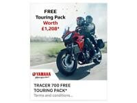 18 REG YAMAHA TRACER 700, FREE TOURING KIT AVAILABLE TILL THE END OF SEPTEMBER