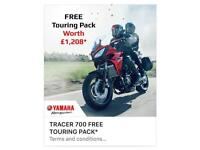 2018 YAMAHA TRACER 700 NOW WITH 0% FINANCE OVER 3 YEARS WITH JUST 99 DEPOSIT