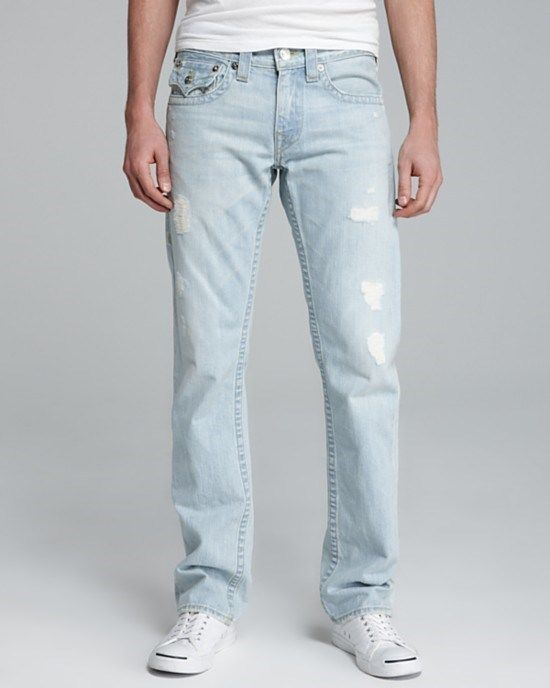 True Religion Slim, Skinny Jeans for Men | eBay