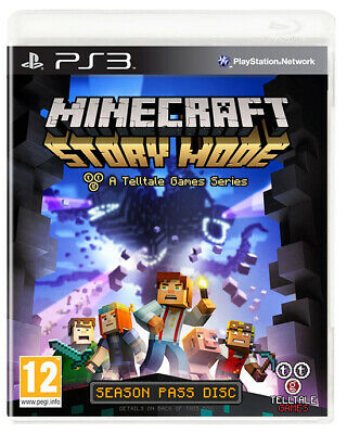Minecraft Story Mode ~ PS3 (in Great Condition) comprar usado  Enviando para Brazil