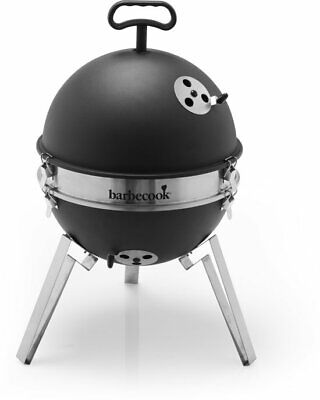 Barbecook Billy Black Charcoal Portable Barbecue