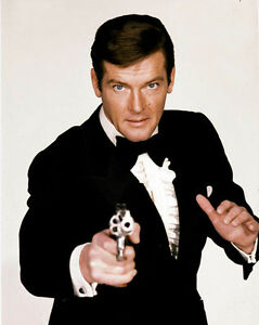 Roger-Moore-1059808-8X10-FOTO-Other-MISURE-Inc-POSTER