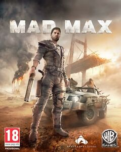 Mad Max for PC, steam code
