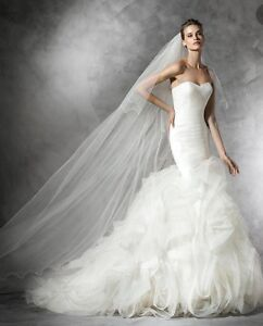 WEDDING DRESS-BEAUTIFUL PRONOVIAS GOWN
