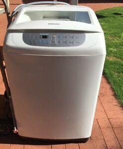 Washing Machine - Samsung 6.5kg Top Load Washer - WA65F5S2URW