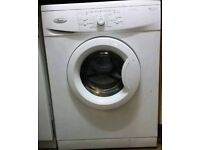 Whirlpool Washing machine **can deliver if needed **