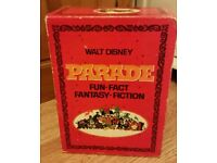 Disney parade books