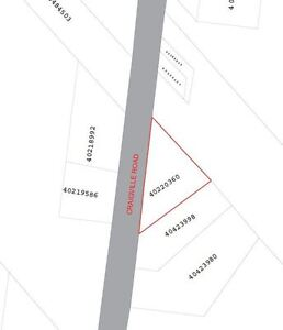 VACANT LOT WITH WELL & SEPTIC - NEW LISTING!!