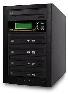 Copystar Cd Dvd Duplicator 1- 4 Copy Dual Layer Multi Dvd...