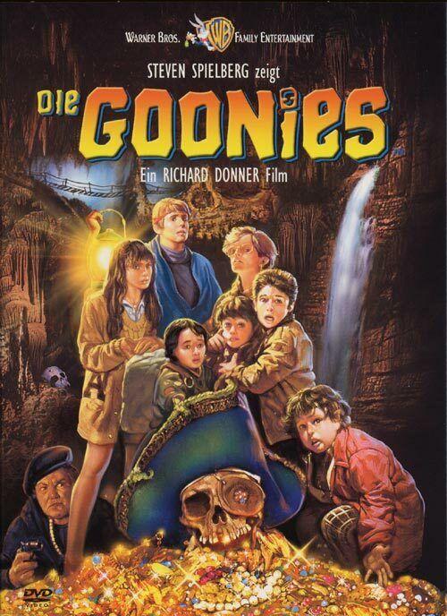 Die Goonies - DVD / Blu-ray - *NEU*