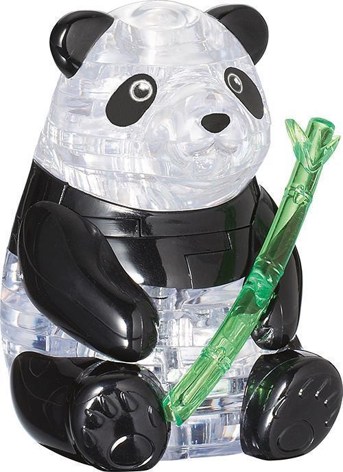 Neu Crystal Puzzle Panda 3D Puzzles Kristallpuzzle Kristall Puzzle 143