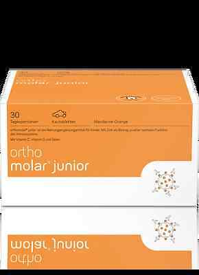Orthomolar Junior 30 Tagesportionen Immunsystem Kinder Vitamine