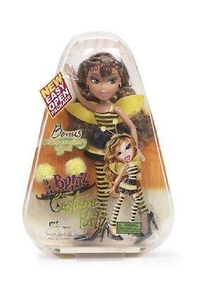 Bratz Costume Party (Bratz Costume Party Bumble Bee Yasmin Doll Rare Collectable)