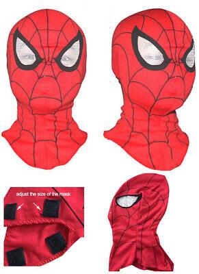 Maschera Spiderman Eroi Marvel Avengers Adulto