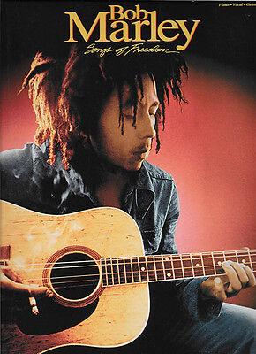 BOB MARLEY – Songs of Freedom 1994 PRESS KIT +PHOTO